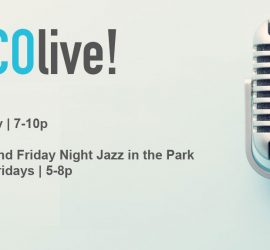 HAPCO LIVE at The Vineyard – August 11th