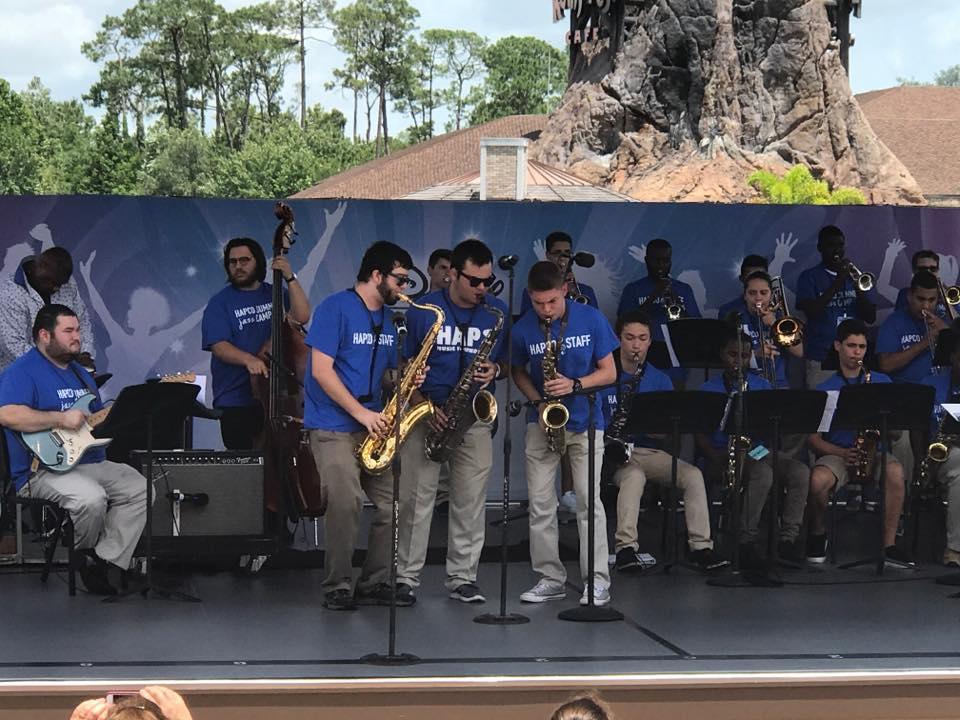 HAPCO summer jazz camp