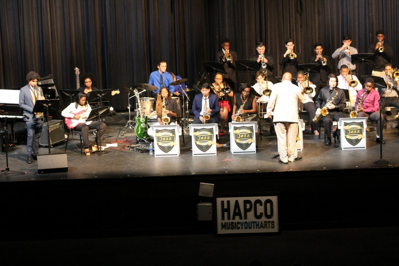 HAPCO's Winter Jazz Clinic