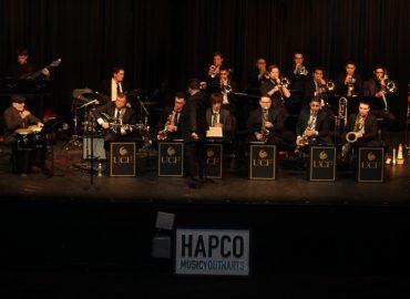 The Jazz Professors and UCF's The Flying Horse Big Band Headline HAPCO's Winter Jazz Night Concert 2018