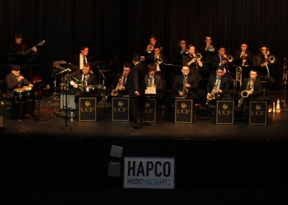 The Jazz Professors and UCF's The Flying Horse Big Band Headline HAPCO's Winter Jazz Night Concert 2018