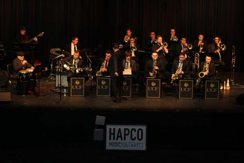 UCF's The Flying Horse Big Band