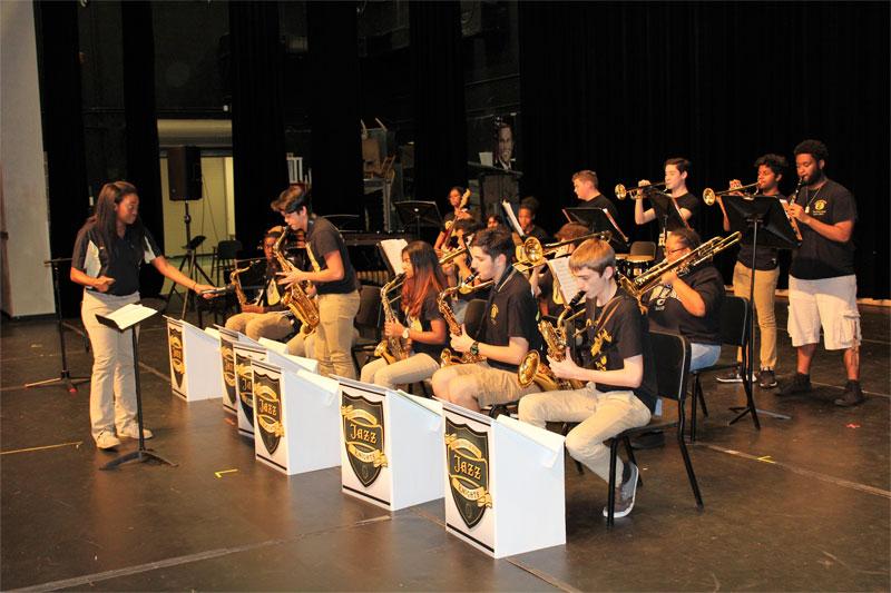 HAPCO jazz clinic