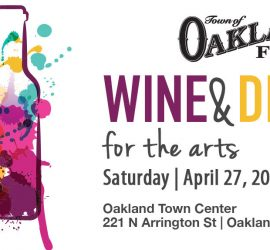 Wine & Dine for the Arts 2019