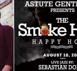 Live Jazz at The Smoke Hour – August 10th