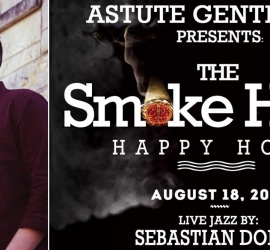 Live Jazz at The Smoke Hour – August 18th
