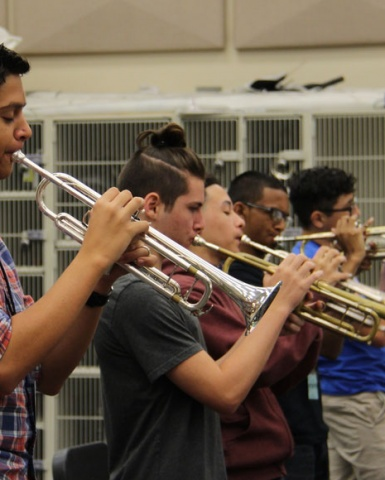 The HAPCO Summer Jazz Camp ran from June 18 to 22