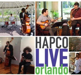 HAPCO LIVE at The Vineyard – September 22nd