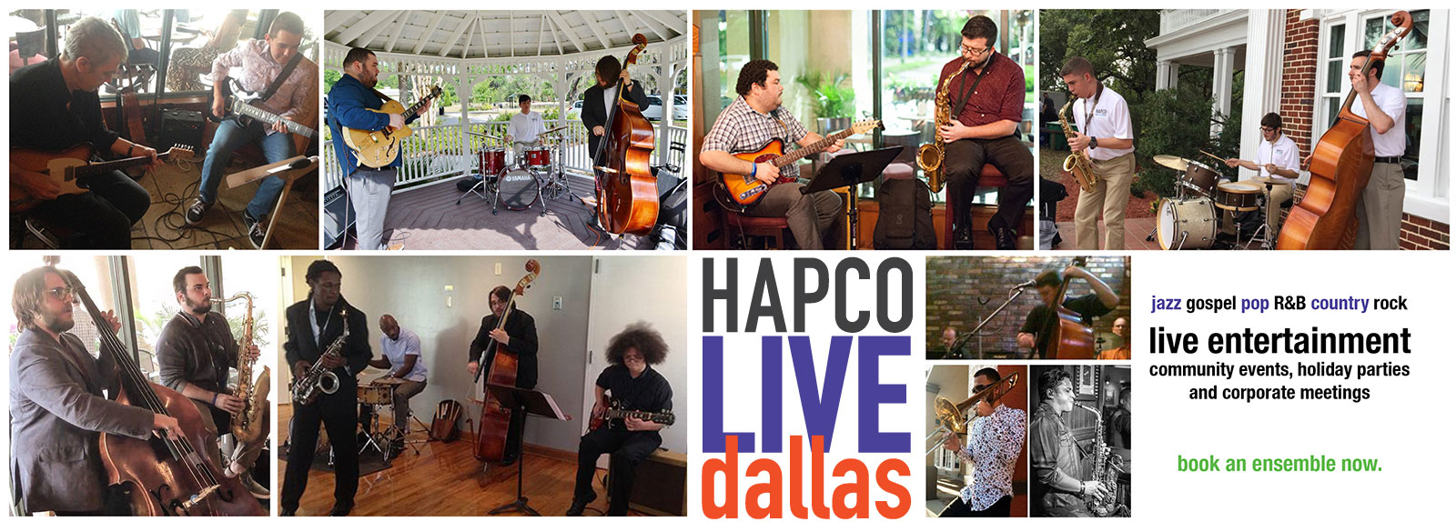 HAPCO LIVE Texas