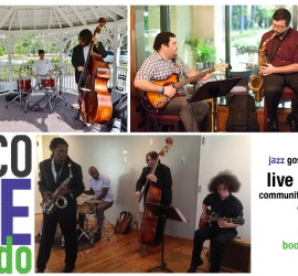 Saturday Night Jazz at The Vineyard Orlando – June 22nd