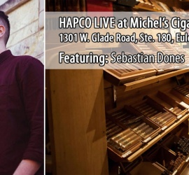 Saturday Jazz at Micheal's Cigar Lounge – Nov. 10th