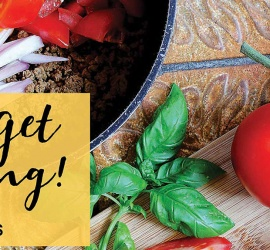 Let's Get Cooking: Plant-based Cooking Health & Nutrition Classes