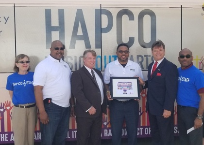 HAPCO featured on the 2019-20 Public Service Bus