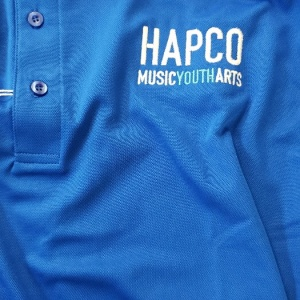 HAPCO polo shirt