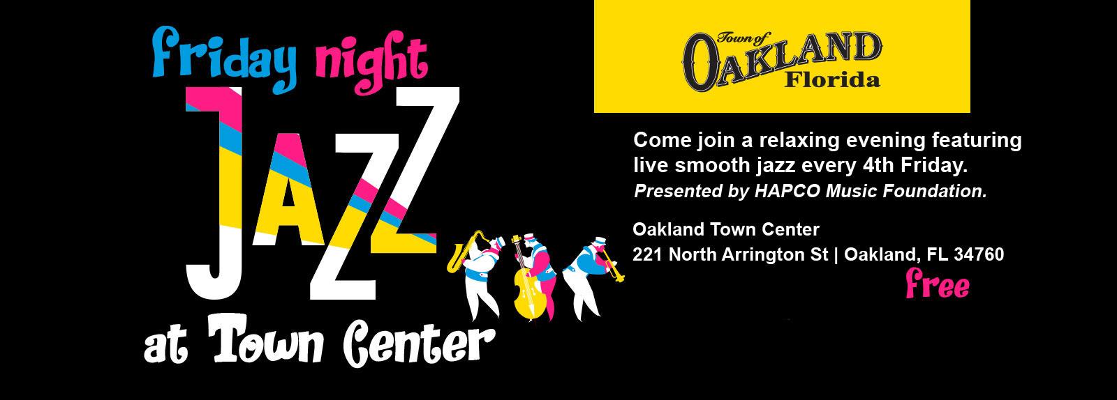 Jazz at Oakland Town Center
