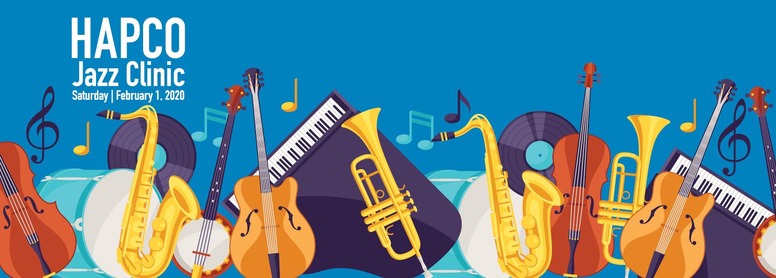 HAPCO Winter Jazz Clinic 2020