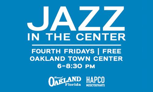 Jazz in the Center