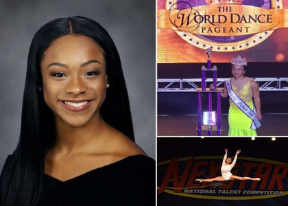 HAPCO Awards Dance Scholarship to Destini Hendricks