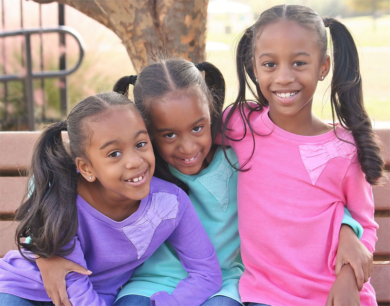 McKinley and her sisters