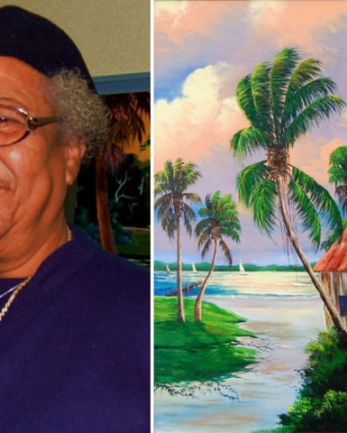 Mary Ann Carroll, Highwaymen's original female artist, 'one tough cookie,' dies at 79