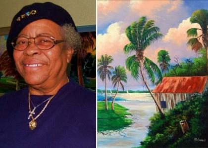 Mary Ann Carroll, Highwaymen's original female artist, 'one tough cookie,' dies at 79