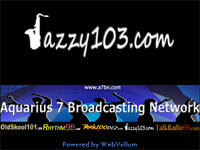 Jazz 103 logo
