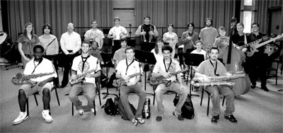 University of North Florida Jazz Band 3