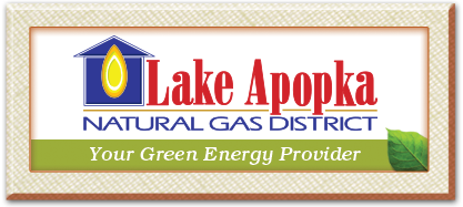 Lake Apopka Natural Gas District logo