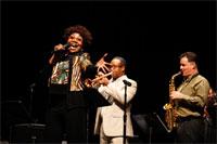 sunshine jazz festival concert