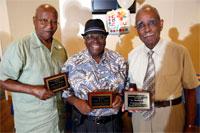 Triple A Festival 2012 honorees