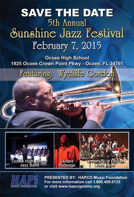 Sunshine Jazz Festival 2015