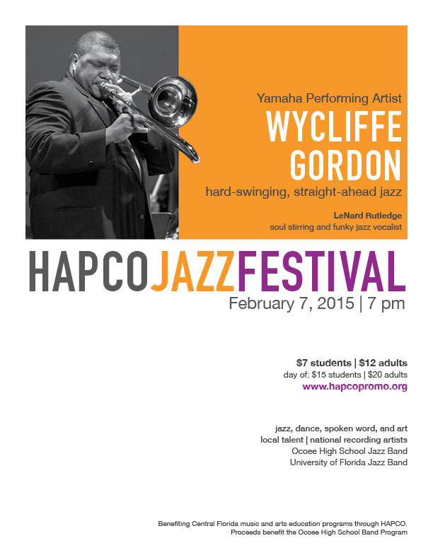Hapco Music Foundation 5th Annual Sunshine Jazz Festival