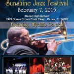 Sunshine Jazz Festival 2015