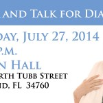 Walk and Talk for Diabetes