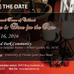 Wine and Dine for the Arts 2016