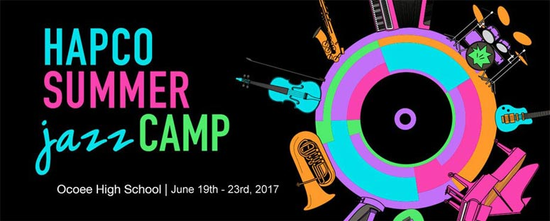 HAPCO Summer Jazz Band Camp