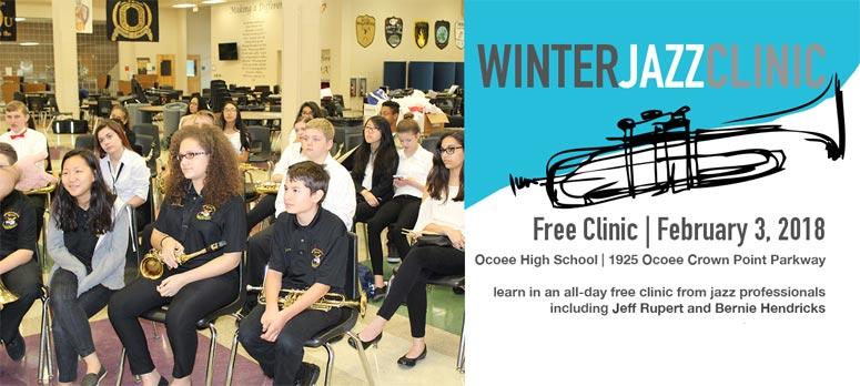 Winter Jazz Clinic