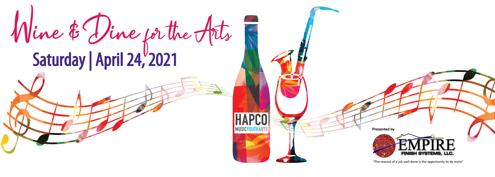 2021 Wine and Dine for the Arts